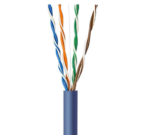 Cat5e copper network cable